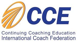 International Coach Federation, Continuing Coaching Education logo